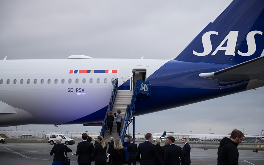 SAS – Presenting the future of aviation
